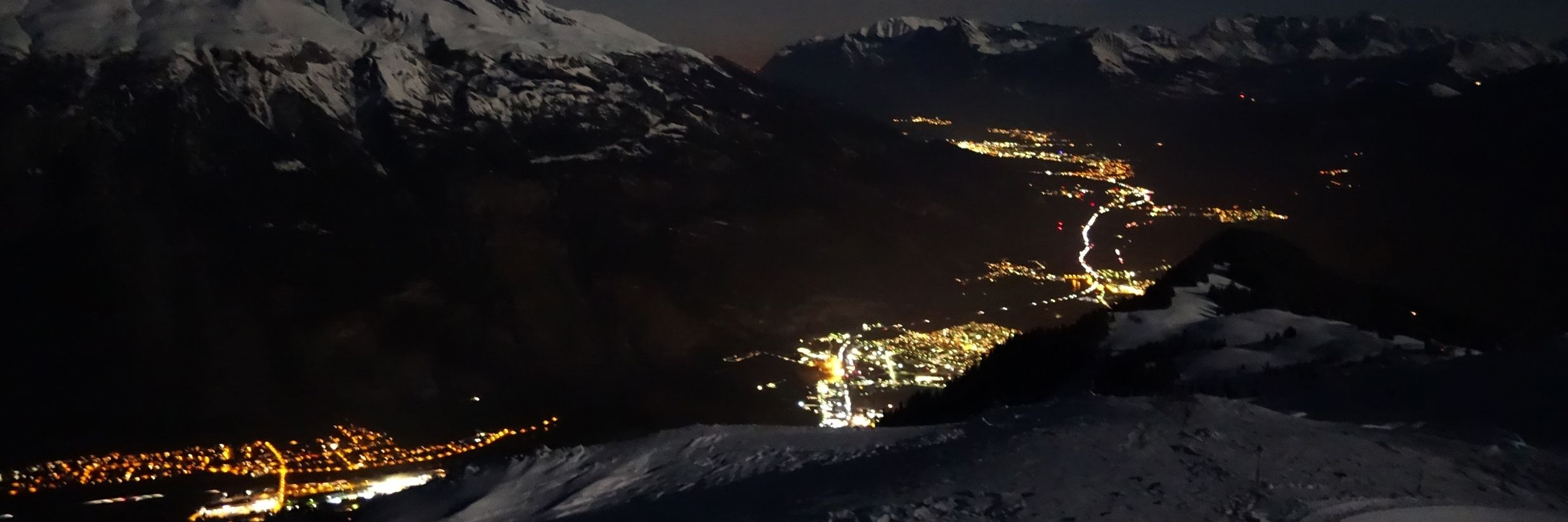Chur by Night